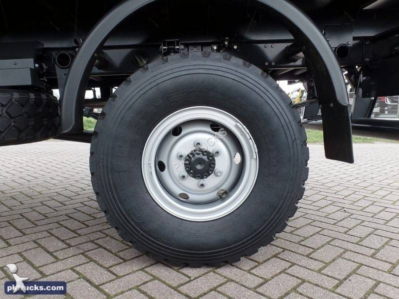 utilitaire plateau iveco ridelles daily 55s17w 4x4 neuf