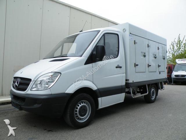 utilitaire frigo mercedes sprinter 313cdi 40 c euro 5. Black Bedroom Furniture Sets. Home Design Ideas