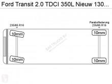 Voir les photos Véhicule utilitaire Ford 2.0 TDCI 350L Nieuw 130PK Airco 3 Zits Leren stuur L3H2 11m3 A/C Cruise control