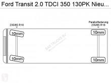 Voir les photos Véhicule utilitaire Ford 2.0 TDCI 350 130PK Nieuw Airco Cruise control 3 Zits L2H2 10m3 A/C Cruise control