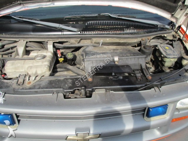 Ambulance Chevrolet Chevy Van AMBULANCE occasion - n°2039402