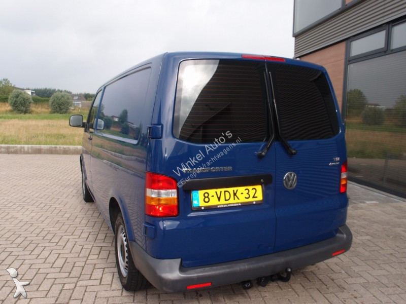 fourgon utilitaire volkswagen transporter 2 5 tdi 4motion marge trendline airco cruise top staat. Black Bedroom Furniture Sets. Home Design Ideas