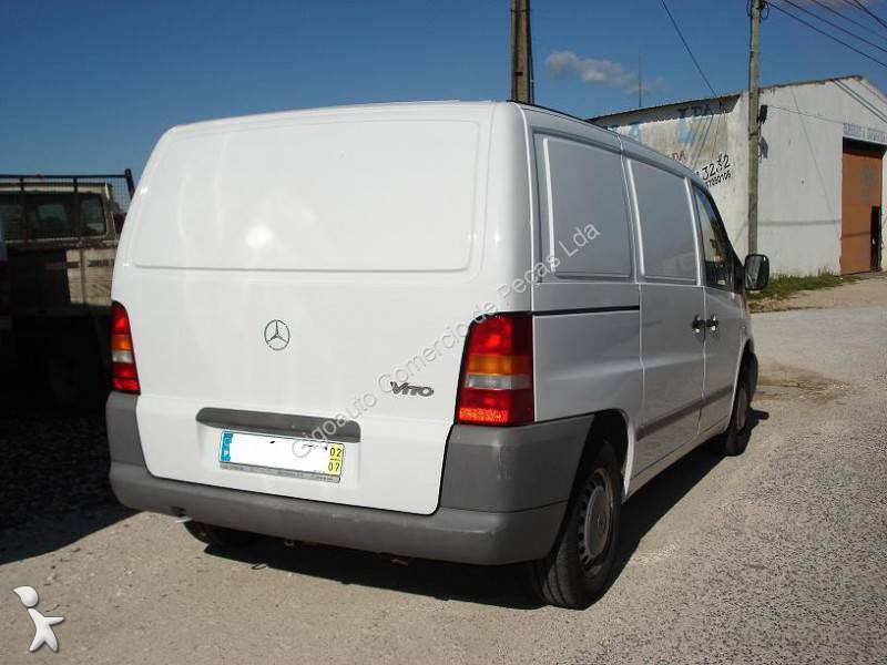 389b553416 ... used Mercedes Vito cargo van 110 CDI - n°1116138 - Picture 2 ...