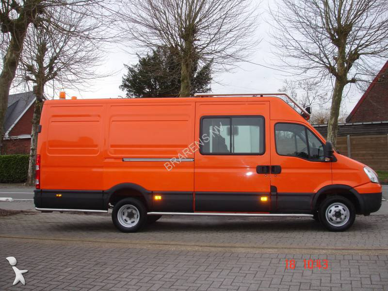 fourgon utilitaire iveco daily 50c18 occasion n 1147928