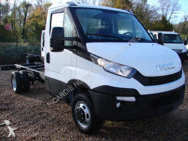 utilitaire ch ssis cabine iveco daily 35c15 emp 3750 caisse hayon occasion n 1217378. Black Bedroom Furniture Sets. Home Design Ideas