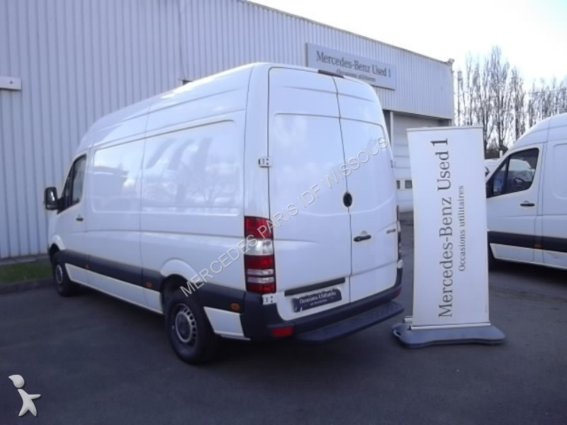 fourgon utilitaire mercedes sprinter fg 37s 3t5 tempmatik. Black Bedroom Furniture Sets. Home Design Ideas