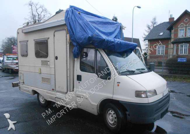 camping car fiat ducato ducato 2 5 kamping granduca junior s occasion n 1282731. Black Bedroom Furniture Sets. Home Design Ideas