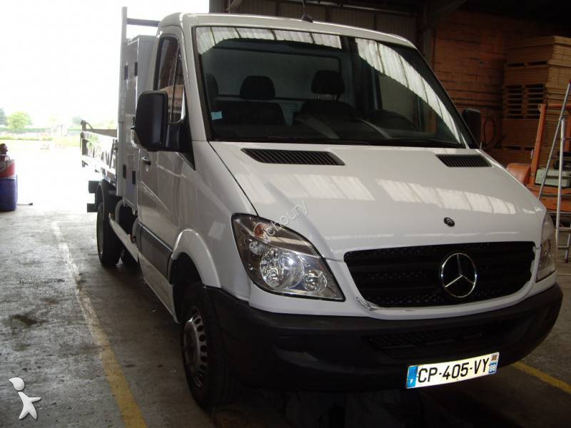 utilitaire benne mercedes sprinter 516 cdi 4x2 occasion n 1339859. Black Bedroom Furniture Sets. Home Design Ideas