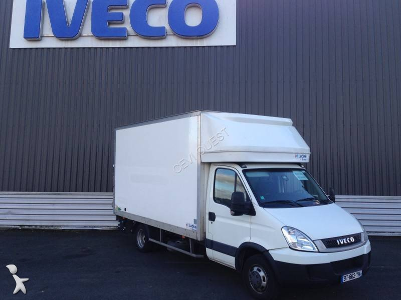 Carrinha comercial chassis cabina iveco daily 35c13 usada n 1522864 - Iveco daily chasis cabina ...