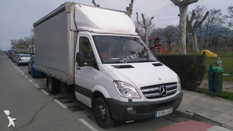 utilitaire plateau mercedes plateau b ch sprinter 518 cdi. Black Bedroom Furniture Sets. Home Design Ideas