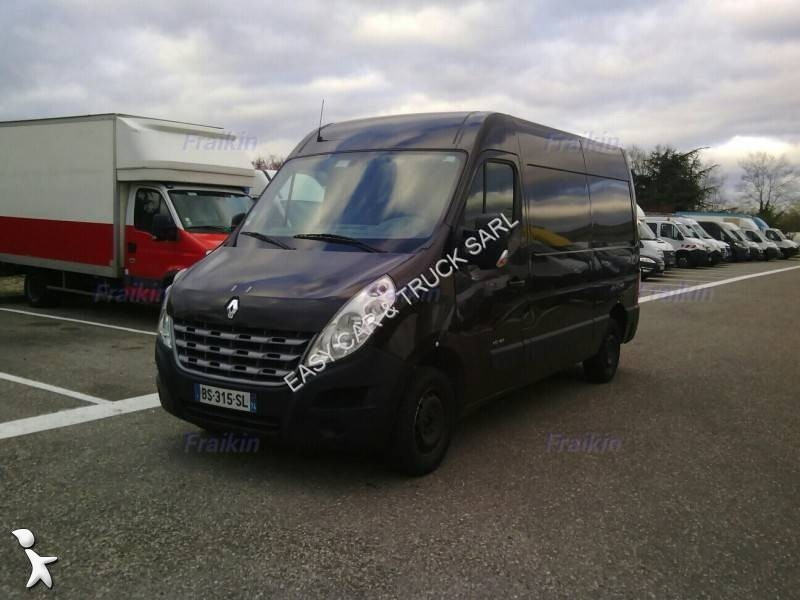 fourgon utilitaire renault master l2h2 2 5 dci 120 occasion n 1652514. Black Bedroom Furniture Sets. Home Design Ideas