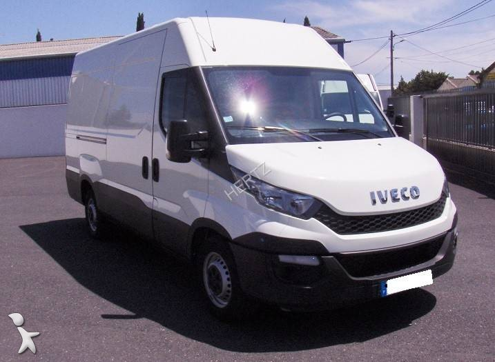 fourgon utilitaire iveco daily 35c13v12 4x2 occasion n 1692852. Black Bedroom Furniture Sets. Home Design Ideas