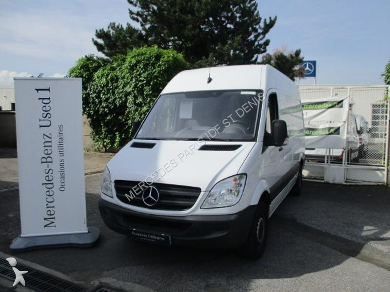 fourgon utilitaire mercedes sprinter fg 313 37s 3t5 tempmatik occasion n 1706675. Black Bedroom Furniture Sets. Home Design Ideas