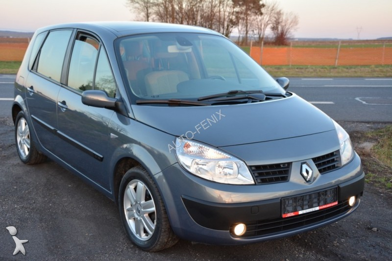 voiture occasion renault scenic annonce n 1751920. Black Bedroom Furniture Sets. Home Design Ideas