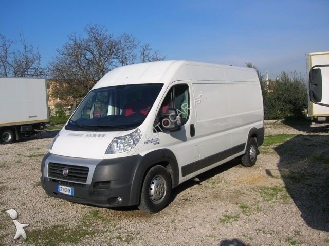 fourgon utilitaire fiat ducato 35 xih2 3 0 natural power. Black Bedroom Furniture Sets. Home Design Ideas
