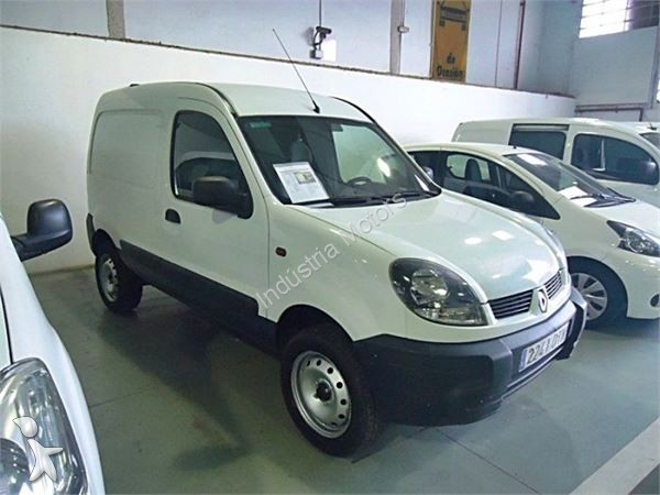 fourgon utilitaire renault kangoo express 1 9dci confort. Black Bedroom Furniture Sets. Home Design Ideas