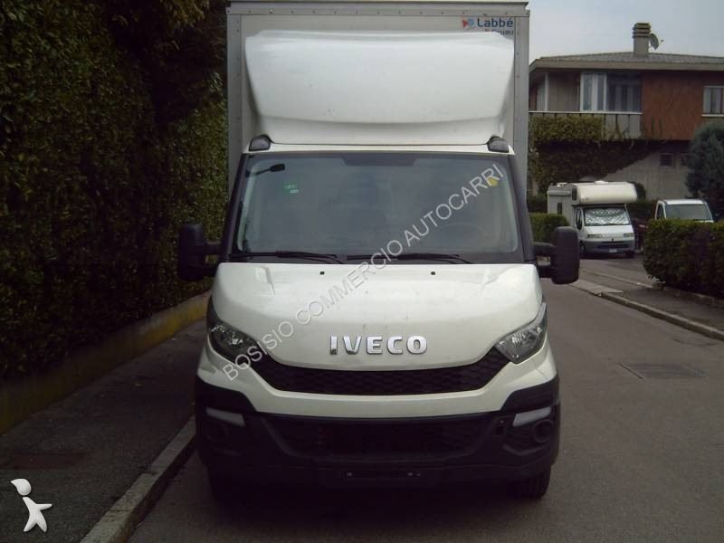 fourgon utilitaire iveco daily 35c15 4x2 occasion n 1879646. Black Bedroom Furniture Sets. Home Design Ideas
