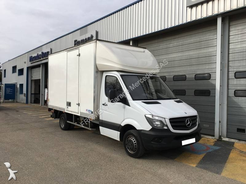 utilitaire caisse grand volume mercedes sprinter 513 cdi hayon occasion n 1907160. Black Bedroom Furniture Sets. Home Design Ideas
