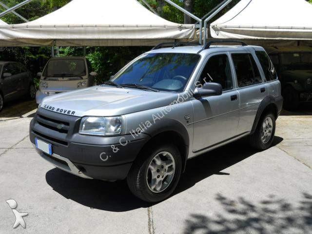voiture land rover pick up freelander 2 0 td4 16v s w s. Black Bedroom Furniture Sets. Home Design Ideas
