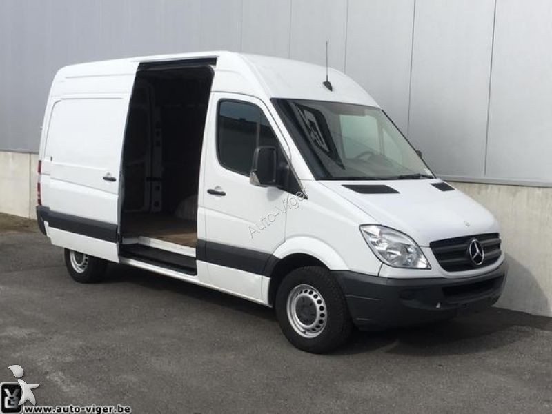 fourgon utilitaire mercedes sprinter 316 cdi occasion n. Black Bedroom Furniture Sets. Home Design Ideas