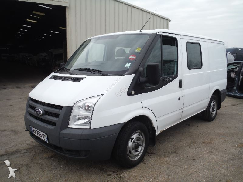 fourgon utilitaire ford transit 2 2 tdci 85 cv 160 cp cab. Black Bedroom Furniture Sets. Home Design Ideas
