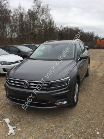 gebrauchter volkswagen auto 4x4 suv tiguan highline leder autom ahk schiebed n 2025806. Black Bedroom Furniture Sets. Home Design Ideas