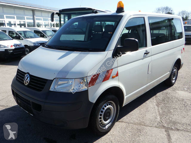 used volkswagen combi transporter t5 1 9l tdi diesel n 2100295. Black Bedroom Furniture Sets. Home Design Ideas