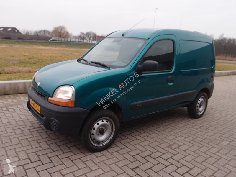 fourgon utilitaire renault kangoo express 1 9 dci 4x4 awd. Black Bedroom Furniture Sets. Home Design Ideas