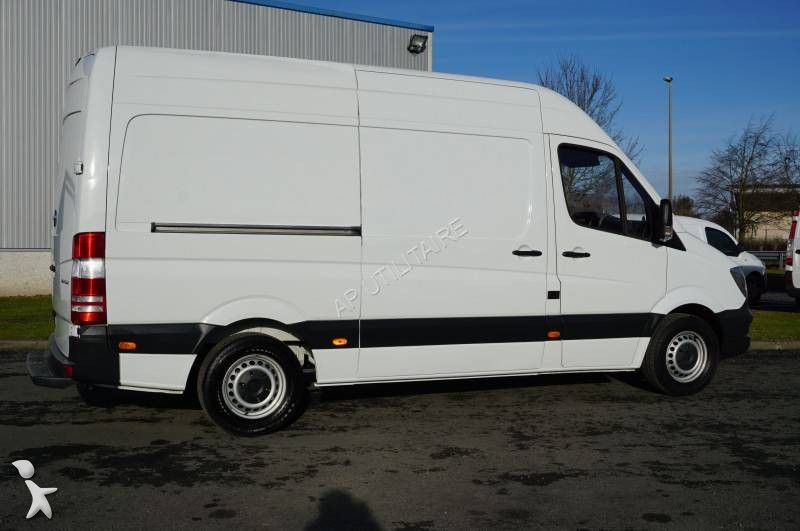 fourgon utilitaire mercedes sprinter 313 cdi 37s 4x2 occasion n 2244740. Black Bedroom Furniture Sets. Home Design Ideas