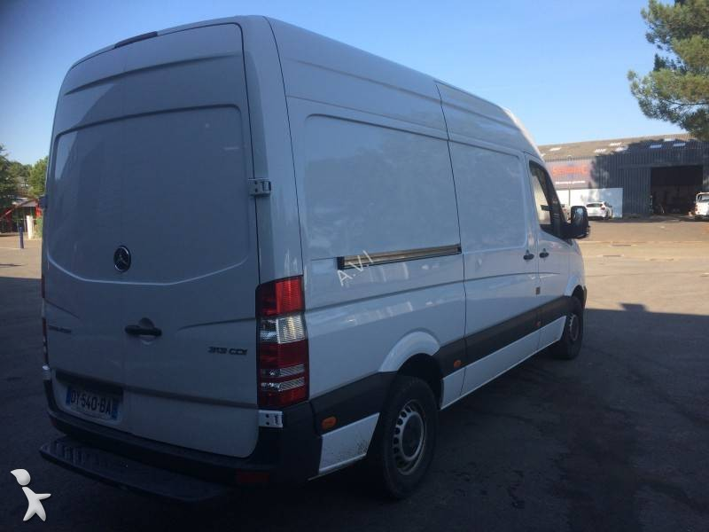 fourgon utilitaire mercedes sprinter 313 cdi 37s 4x2 gazoil occasion n 2244874. Black Bedroom Furniture Sets. Home Design Ideas