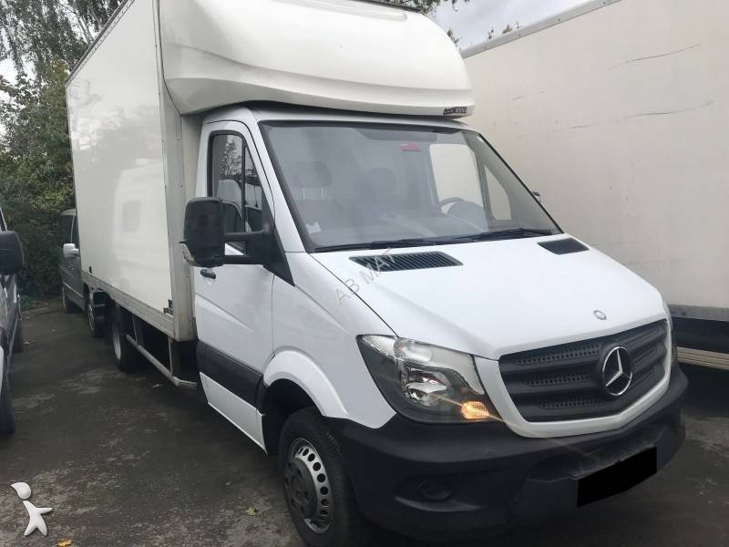 utilitaire caisse grand volume mercedes sprinter 513 cdi occasion n 2278275. Black Bedroom Furniture Sets. Home Design Ideas