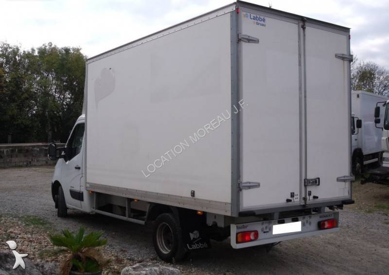 fourgon utilitaire renault master 125 dci occasion n 2301458. Black Bedroom Furniture Sets. Home Design Ideas
