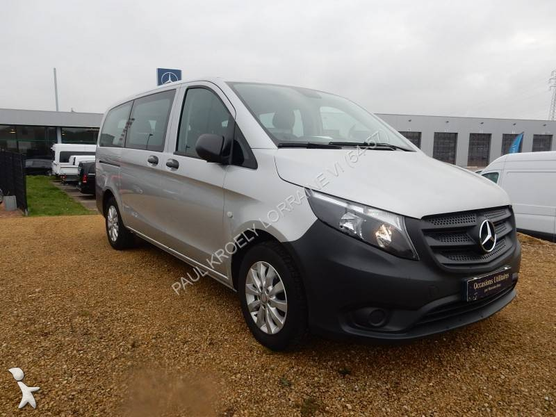 used mercedes vito combi 116 cdi 4x2 diesel n 2318266. Black Bedroom Furniture Sets. Home Design Ideas
