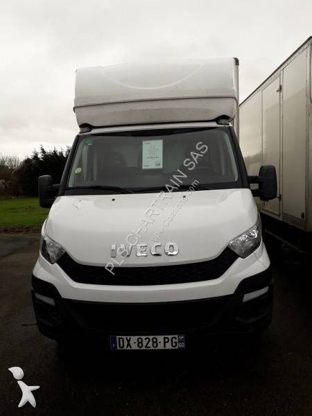 fourgon utilitaire iveco daily 35c15 4x2 gazoil occasion n 2529100. Black Bedroom Furniture Sets. Home Design Ideas