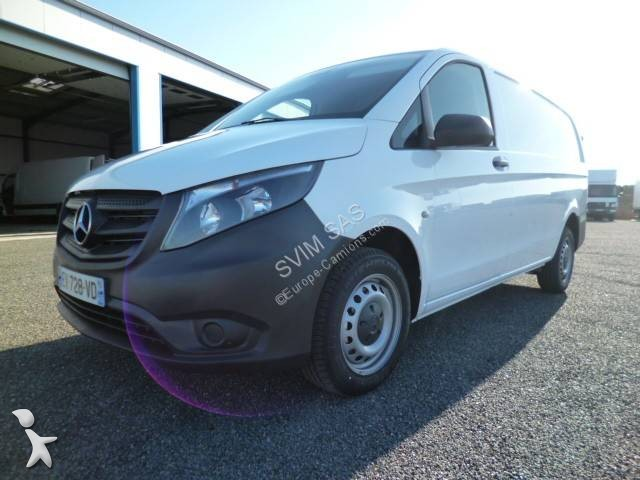 fourgon utilitaire mercedes vito 109 cdi gazoil occasion. Black Bedroom Furniture Sets. Home Design Ideas