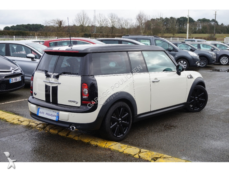 Voiture Mini Break Clubman Cooper D 110ch Occasion N2604870