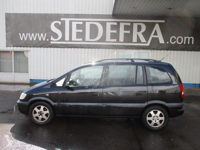 Used Opel Zafira Mpv Car 20 Dti Airco 7 Persons Elegance