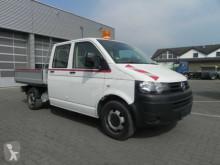 Bilder ansehen Volkswagen T5 2,0 BiTDI Pritsche Doppelkabine Scheckheft Transporter/Leicht-LKW
