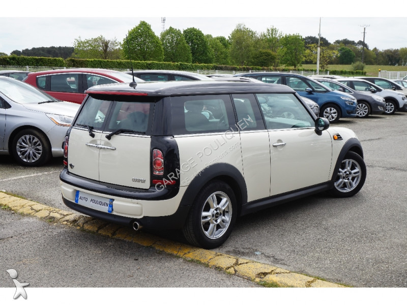 Voiture Mini Break Clubman Cooper 122ch Pack Chili Occasion N2667022