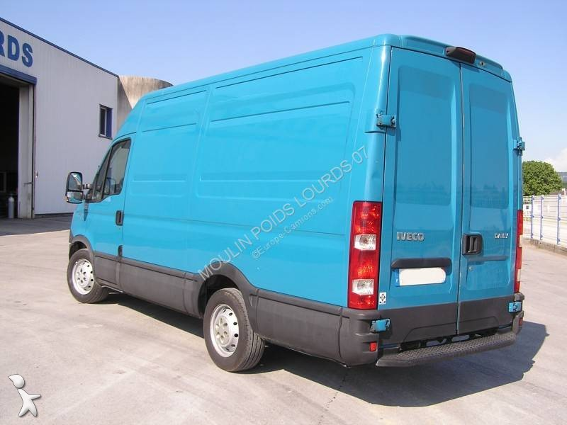 fourgon utilitaire iveco daily 35s15v12 occasion n 2697942. Black Bedroom Furniture Sets. Home Design Ideas