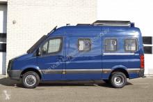 Voir les photos Véhicule utilitaire Volkswagen 50 4X2 PROTECTED MIDI BUS (9 units)