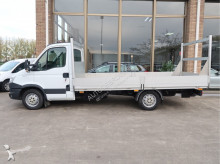 bedrijfswagen grote bak tweedehands Iveco Daily 35 S 15 Pick up Extra lang Airco Cruise 145Pk Wb.375 - Advertentie n°2918792 - Foto 2