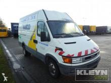 Bekijk foto's Bedrijfswagen Iveco 35 C11V12 L2H2 longhigh motor kaput