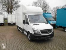 Bilder ansehen Mercedes Sprinter 313 CDI Koffer Automatik-Navi-Klima Transporter/Leicht-LKW