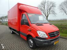 Bekijk foto's Bedrijfswagen Mercedes 513 DI laadklep 277 dkm