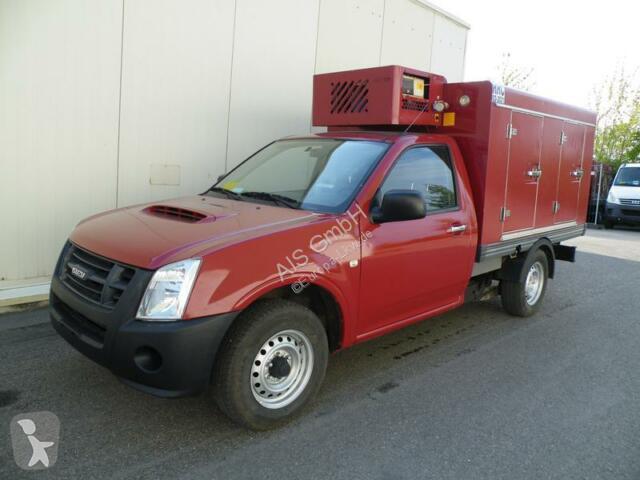 furgoneta frigorífica isuzu d-max coldcar eis/ice -33 °ctiefkühl frc