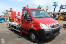 Zobaczyć zdjęcia Pojazd dostawczy Iveco Daily 17 m Multitel MX170