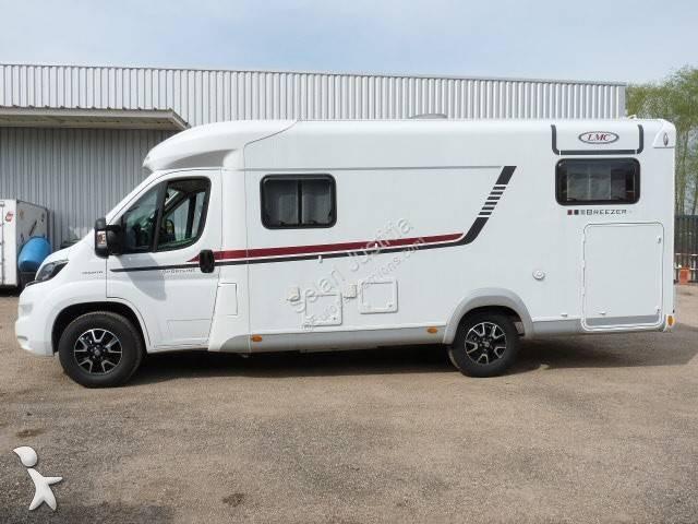 New auctions LMC camper van - n°3219846