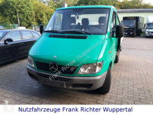 Voir les photos Véhicule utilitaire Mercedes 313 CDI, Kipper, guter Zustand, neuer TÜV,AHK