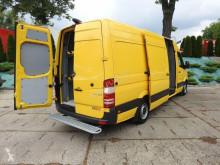 Zobaczyć zdjęcia Pojazd dostawczy nc MERCEDES-BENZ - SPRINTER313 FURGON ZABUDOWA KURIERSKA TEMPOMAT [ 0000 ]